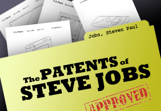 Steve Jobs Patents