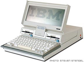 IBM 5140 PC Convertible