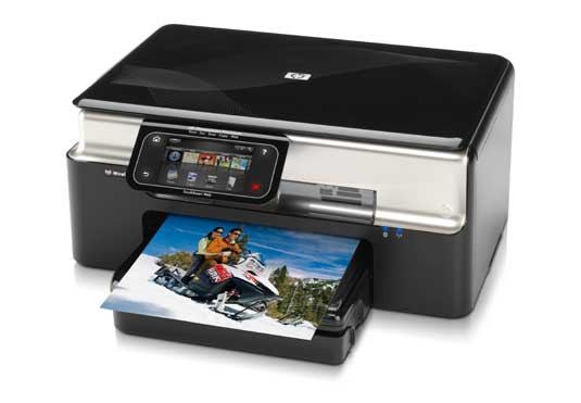 HP Web-Connected Printer