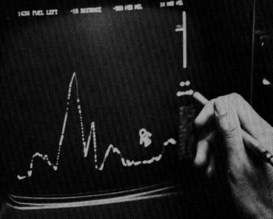 Moonlander (1973) Screenshot