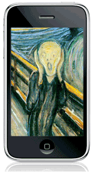 iPhone Scream
