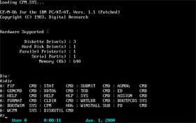 Old Operating Systems Don't Die…