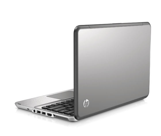 HP Envy back