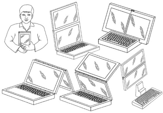Xentex laptop patent