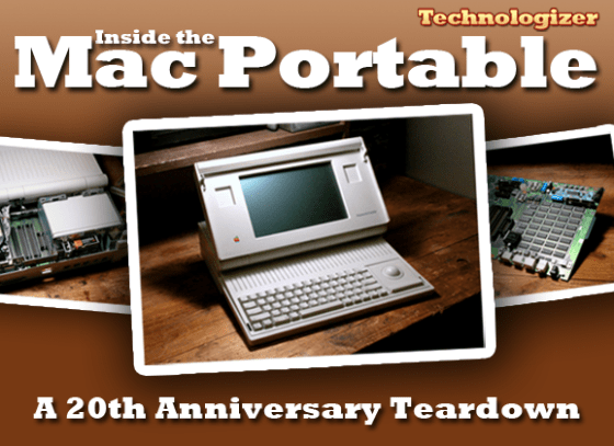 Inside the Mac Portable