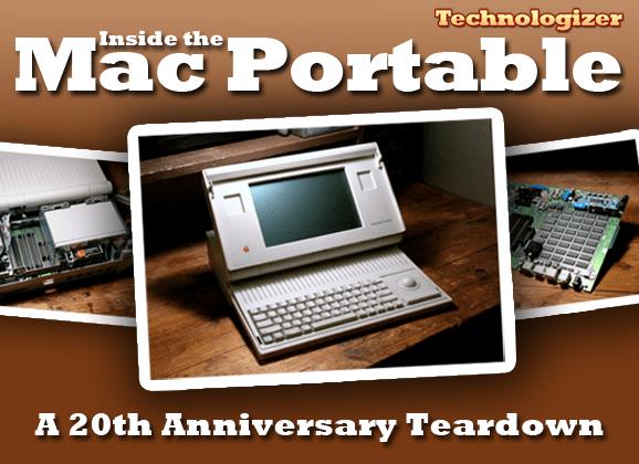 Inside the Mac Portable