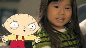 Stewie and Kylie