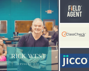 Putting big data into action, Rick West is providing real time solutions with Jicco.