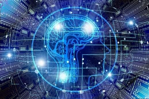 Artificial intelligence (AI) - artistic concept. Image credit: geralt via Pixabay (Pixabay licence)