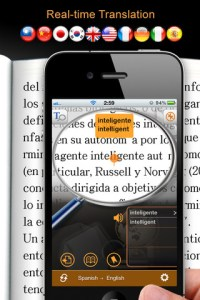 Worldictionary iPhone App Translation Screenshot