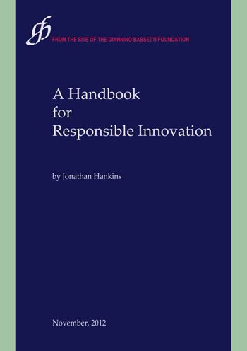 Cover to the Handbook