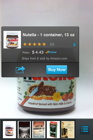 Flow Powered - Nutella