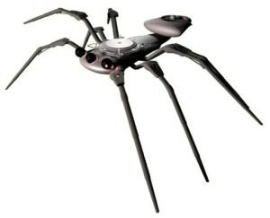 BAE Spider Robot
