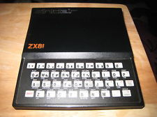 A Sinclair ZX81