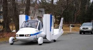 The Terrafuggia flying car as a car