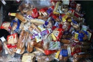Plenty of bread products
