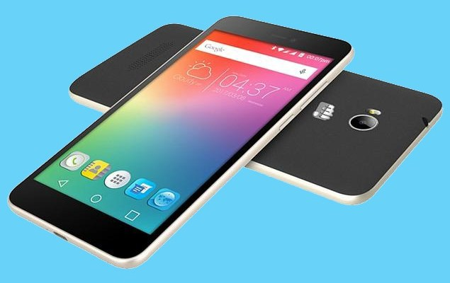 Micromax Canvas Spark 3 smartphones