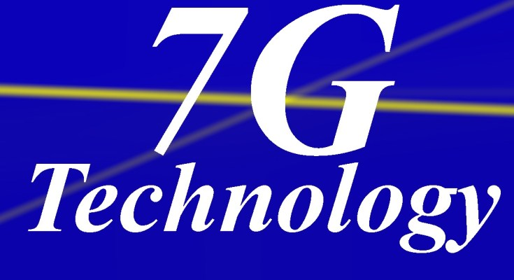 7G technology mobile phone