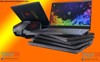 Top 5 Gaming Laptops of 2018