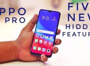 Oppo F9 Pro New Update