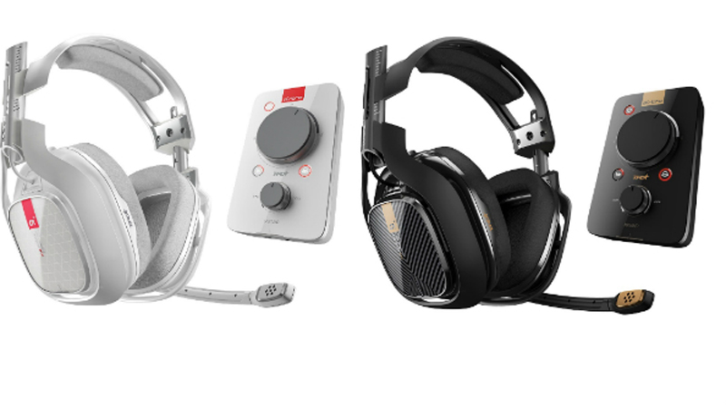 Astro A40 TR Headset Plus MixAmp Review Gaming Audio