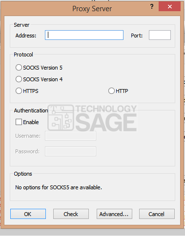 How to connect bluestacks to proxy network using proxifier, use