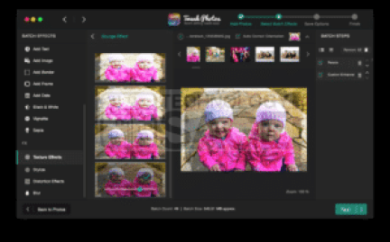 Batch Photo Editing App for Mac