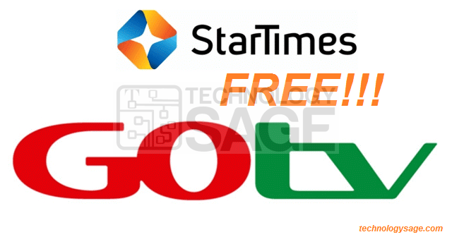 Unlock Startimes, Gotv, digital TVs and other digital
