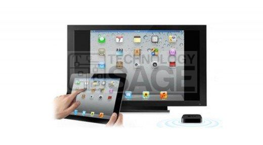 connect iPad to TV wirelessly