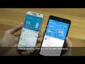 Transfer Everything From An Old Samsung Phone to Samsung Galaxy