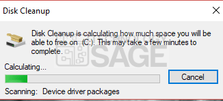 How to delete windows.old folder