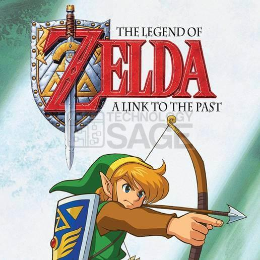 The Legend of Zelda A Link to the Past