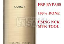Cubot A5 FRP Bypass by NCK