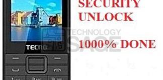 TECNO T372 Feature phone security Unlock