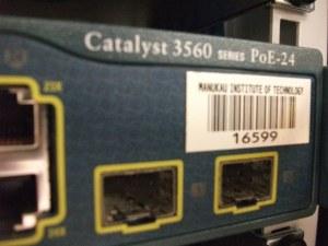Catalyst 3560