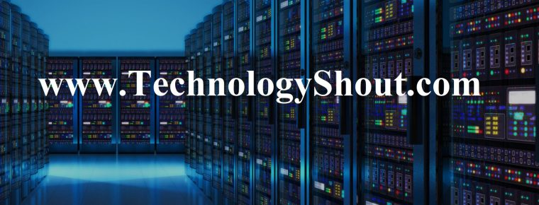 Technology Shout about us page