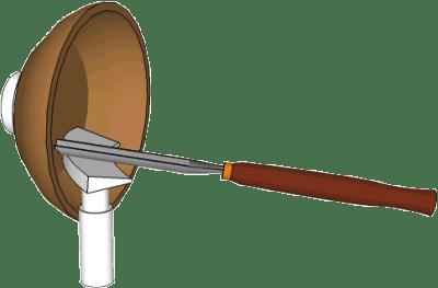 wood bowl turning tools