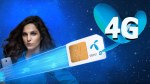 Telenor 4G speed