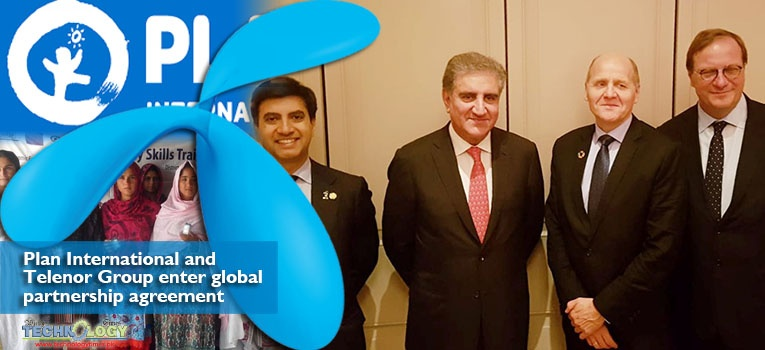 Plan International and Telenor Group