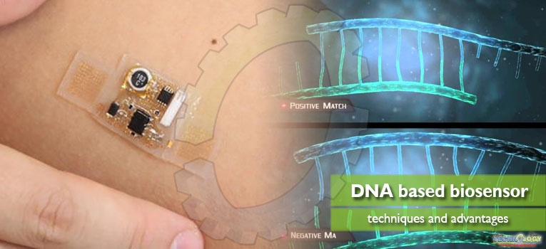 DNA based biosensor – techniques and advantages