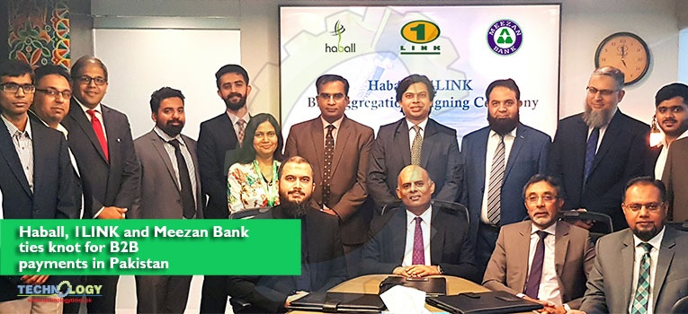 Haball, 1LINK and Meezan Bank ties knot for B2B payments in Pakistan