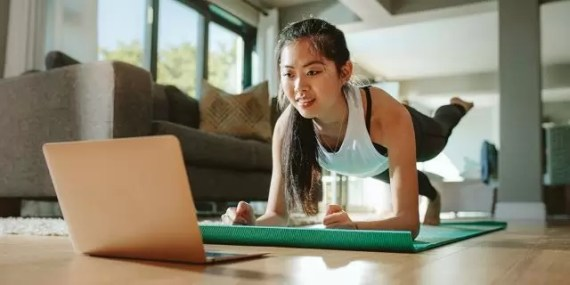 Virtual gym is proving to be effective for fitness: Tips 2021