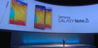 Samsung Galaxy Note 3 top 10 features