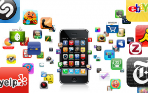 Latest 2014 Amazing mobile application facts.