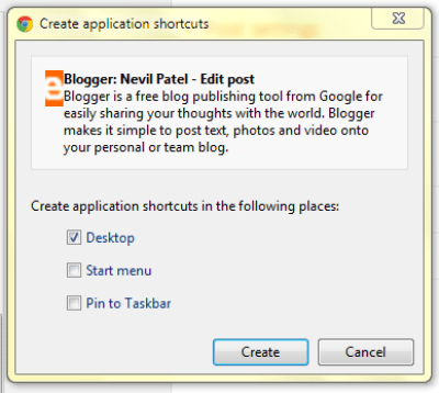 how-to-make-a-desktop-shortcut-to-a-website