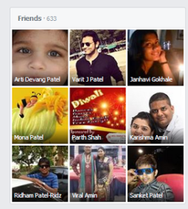 Check Rank Of Your Facebook Friends