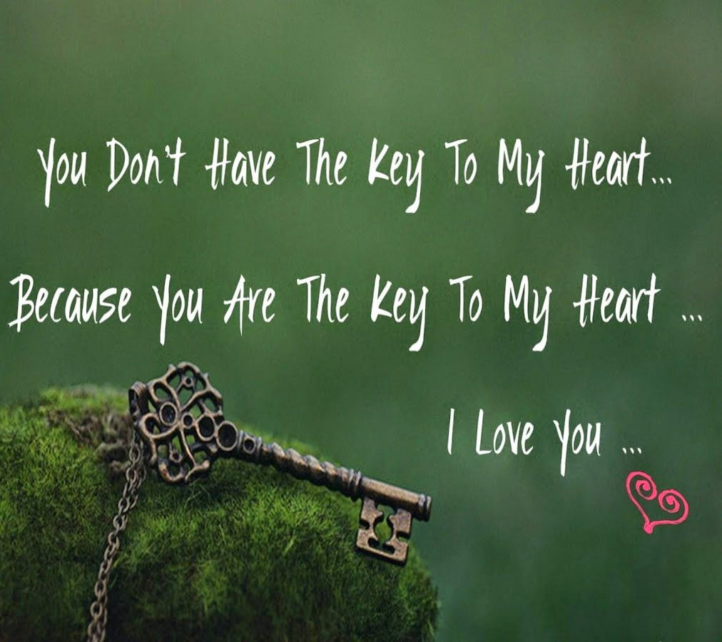 I Am Unlucky Love Quotes