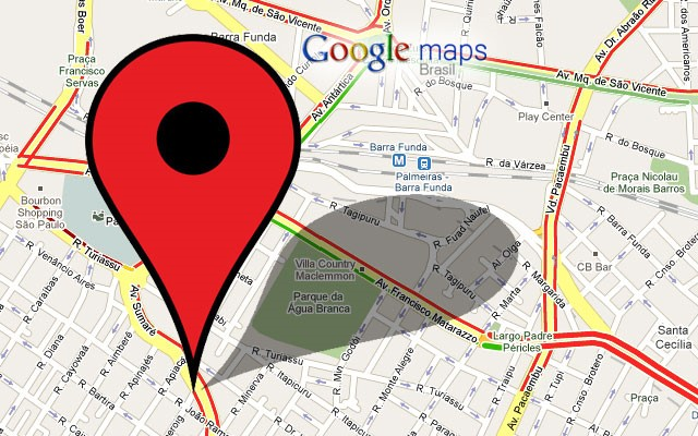 Does Google Maps Use Data ~ AFP CV on