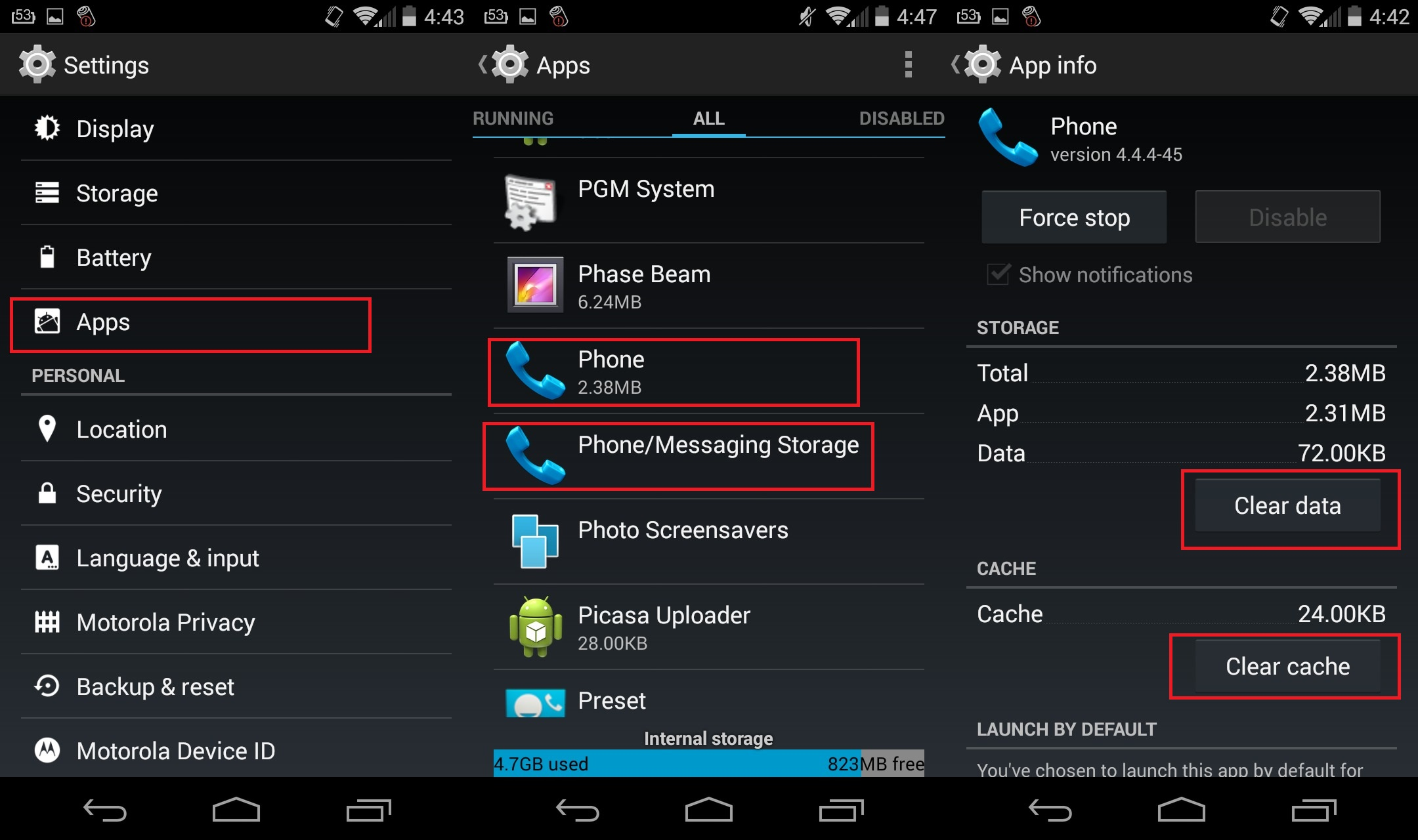 Solved Process Com Android Phone Has Stopped Working Error