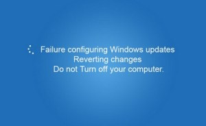 "How to fix ""failure configuring windows updates"" error"